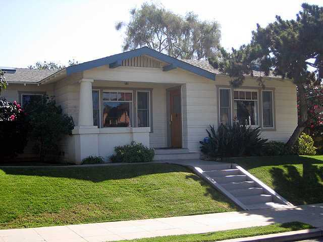 Main Photo: MISSION HILLS House for sale : 3 bedrooms : 4383 Trias in San Diego