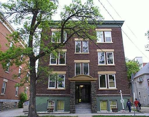 Main Photo: 650 WESTMINSTER Avenue in WINNIPEG: West End / Wolseley Condominium for sale (West Winnipeg)  : MLS®# 2818675