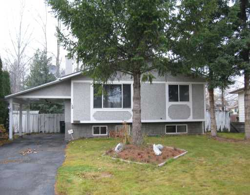 """Main Photo: 138 DUNCAN Place in Prince_George: Highland Park House for sale in """"HIGHLAND PARK"""" (PG City West (Zone 71))  : MLS®# N188036"""