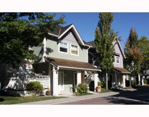 "Main Photo: 34 1700 56TH Street in Tsawwassen: Beach Grove Townhouse for sale in ""THE PILLARS"" : MLS®# V747099"