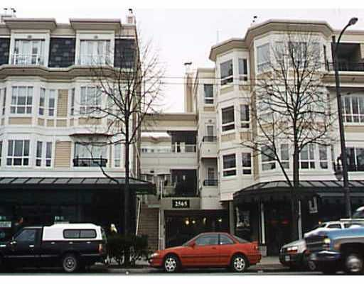 Main Photo: 252 2565 W BROADWAY BB in Vancouver: Kitsilano Condo for sale (Vancouver West)  : MLS®# V749905