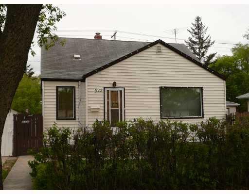 Main Photo: 522 REGENT Avenue West in WINNIPEG: Transcona Residential for sale (North East Winnipeg)  : MLS®# 2910323