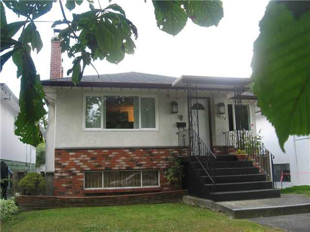 Main Photo: 3078 W 14TH Avenue in Vancouver: Kitsilano House for sale (Vancouver West)  : MLS®# V841316