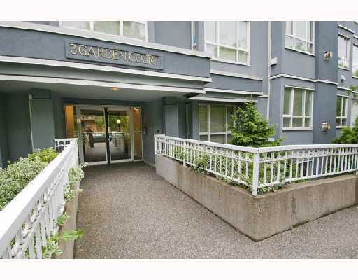 "Main Photo: 102 3 N GARDEN Drive in Vancouver: Hastings Condo for sale in ""GARDEN COURT"" (Vancouver East)  : MLS®# V716701"