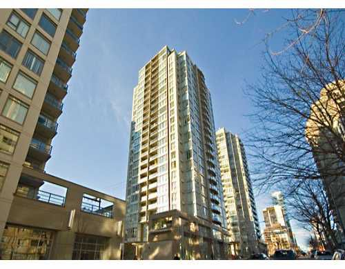 "Main Photo: 1010 RICHARDS Street in Vancouver: Downtown VW Condo for sale in ""THE GALLERY"" (Vancouver West)  : MLS®# V628281"