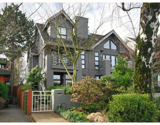 Main Photo: 1786 W 15TH Avenue in Vancouver: Fairview VW House 1/2 Duplex for sale (Vancouver West)  : MLS®# V757566