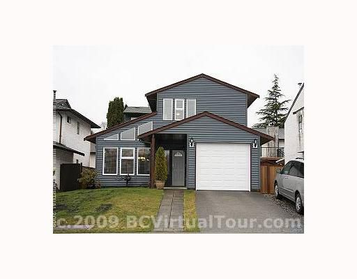Main Photo: 1260 HORNBY Street in Coquitlam: New Horizons House for sale : MLS®# V758443