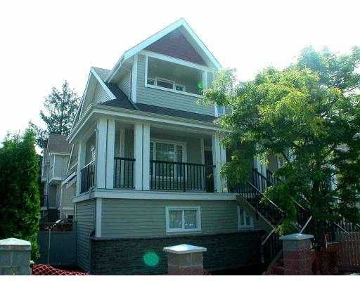 """Main Photo: 1 9060 GENERAL CURRIE RD in Richmond: McLennan North Townhouse for sale in """"JIMMY'S GARDEN"""" : MLS®# V552836"""