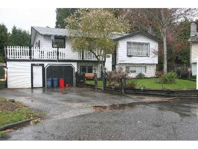 Main Photo: 20837 STONEY Avenue in Maple Ridge: Southwest Maple Ridge House for sale : MLS®# V820859