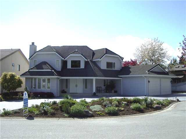 """Main Photo: 1269 CLEGG Place in North Vancouver: Indian River House for sale in """"INDIAN RIVER"""" : MLS®# V834685"""