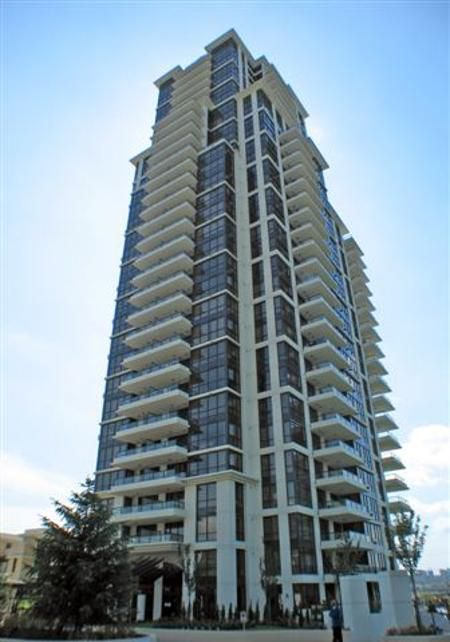 Main Photo: #1403 2138 Madison Avenue in Burnaby: Brentwood Park Condo for sale (Burnaby North)  : MLS®# V605948