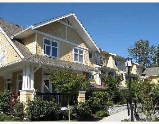 Main Photo: 2 6878 SOUTHPOINT Drive in Burnaby: South Slope Townhouse for sale (Burnaby South)  : MLS®# V806431