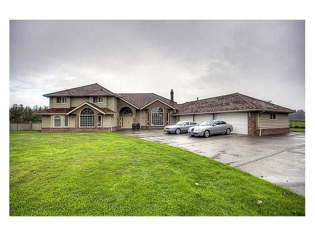 Main Photo: 9871 FINN Road in Richmond: Gilmore House for sale : MLS®# V851497