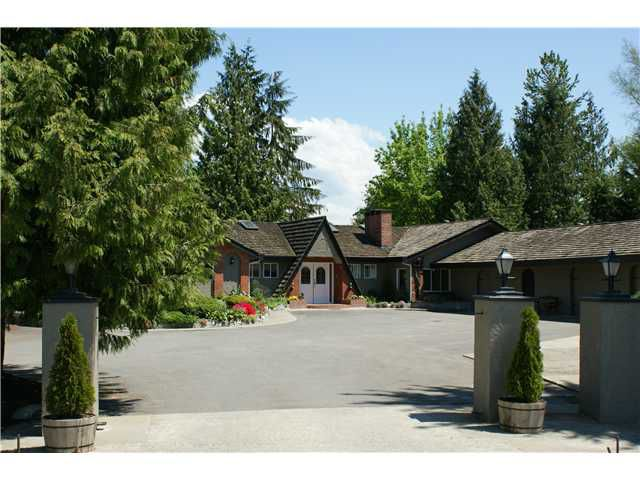 Main Photo: 15146 HARRIS Road in Pitt Meadows: North Meadows House for sale : MLS®# V852807