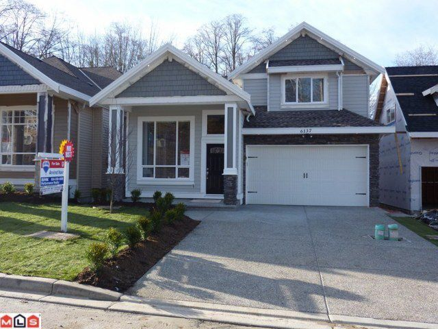 Main Photo: 6137 145TH Street in Surrey: Sullivan Station House for sale : MLS®# F1026192