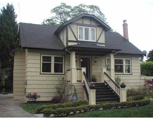Main Photo: 5738 HOLLAND ST in Vancouver: Southlands House for sale (Vancouver West)  : MLS®# V536008