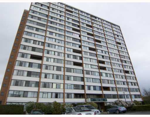 """Main Photo: 508 6651 MINORU Boulevard in Richmond: Brighouse Condo for sale in """"PARK TOWERS"""" : MLS®# V773459"""