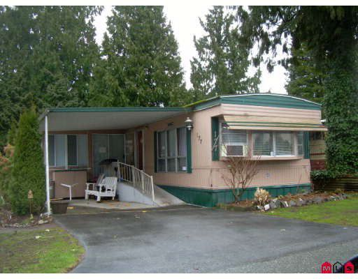 "Main Photo: 177 7790 KING GEORGE Highway in Surrey: East Newton Manufactured Home for sale in ""Crispen Bays"" : MLS®# F2903990"