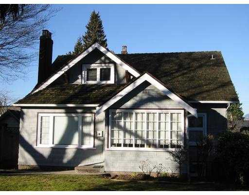 Main Photo: 2881 W 31ST AV in Vancouver: MacKenzie Heights House for sale (Vancouver West)  : MLS®# V574985