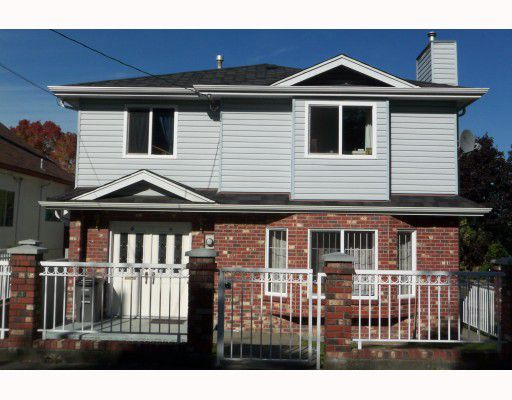 Main Photo: 2283 E 25TH Avenue in Vancouver: Victoria VE House for sale (Vancouver East)  : MLS®# V739319
