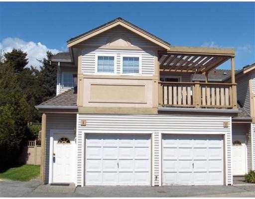 Main Photo: 6 1328 BRUNETTE Avenue in Coquitlam: Maillardville Townhouse for sale : MLS®# V748342