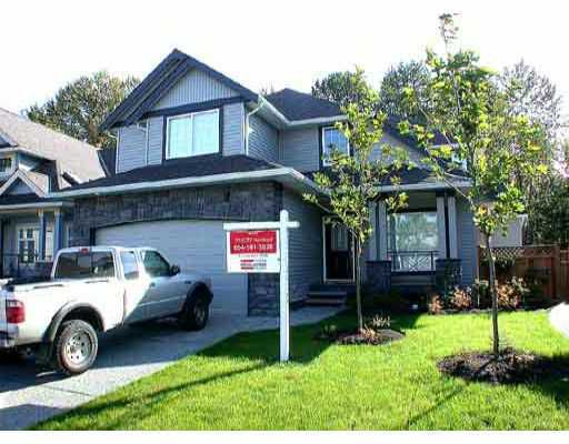 Main Photo: 3264 OSBORNE Street in Port_Coquitlam: Woodland Acres PQ House for sale (Port Coquitlam)  : MLS®# V755896