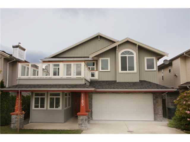 Main Photo: 1183 S DYKE Road in New Westminster: Queensborough House for sale : MLS®# V859216