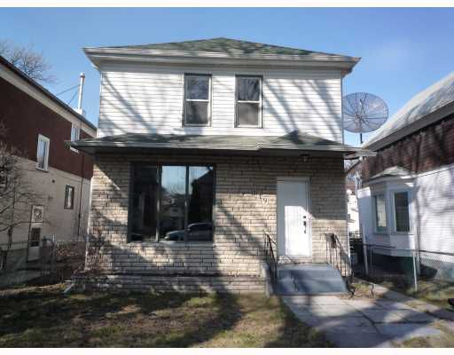 Main Photo: 149 POLSON Avenue in WINNIPEG: North End Residential for sale (North West Winnipeg)  : MLS®# 2904630