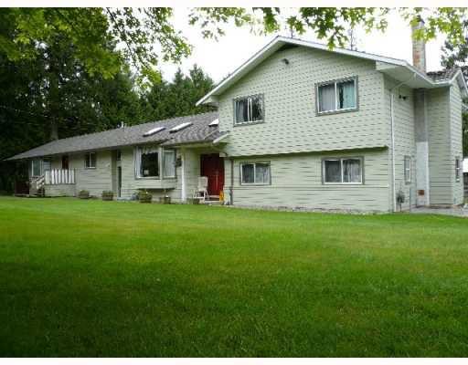 Main Photo: 26782 112TH Avenue in Maple_Ridge: Thornhill House for sale (Maple Ridge)  : MLS®# V789160