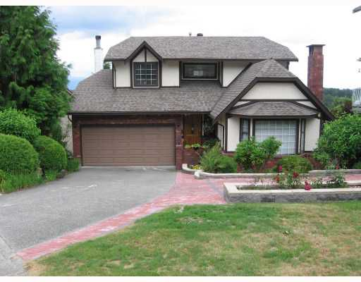 Main Photo: 2940 WICKHAM Drive in Coquitlam: Ranch Park House for sale : MLS®# V791427