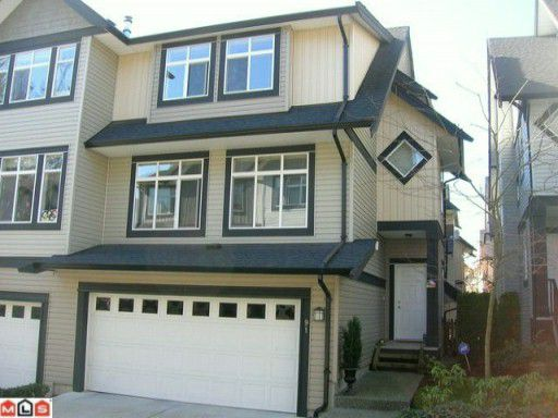 "Main Photo: 91 19932 70TH Avenue in Langley: Willoughby Heights Townhouse for sale in ""Summerwood"" : MLS®# F1016479"