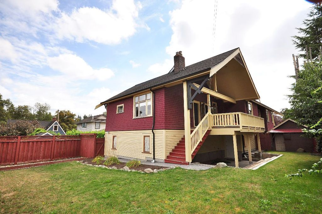 Photo 15: Photos: 211 REGINA Street in New Westminster: Queens Park House for sale : MLS®# V847905