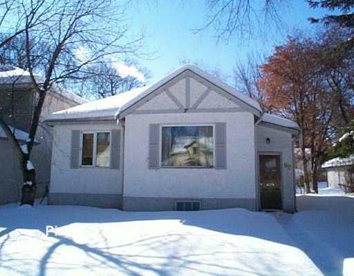 Main Photo: 98 TAIT Avenue in WINNIPEG: West Kildonan / Garden City Single Family Detached for sale (North West Winnipeg)  : MLS®# 2702601
