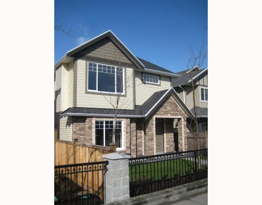 """Main Photo: 10511 WILLIAMS Road in Richmond: Steveston North House for sale in """"IRONWOOD"""" : MLS®# V757676"""