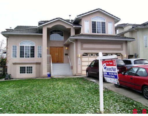 Main Photo: 10832 128A Street in Surrey: Whalley House for sale (North Surrey)  : MLS®# F2919600
