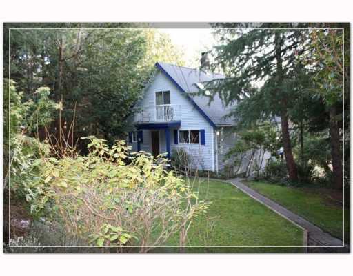 Main Photo: 7533 SECHELT INLET Road in Sechelt: Sechelt District House for sale (Sunshine Coast)  : MLS®# V813218