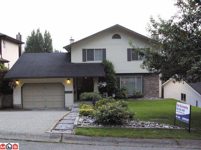 """Main Photo: 34970 GLENN MOUNTAIN Drive in Abbotsford: Abbotsford East House for sale in """"GLENN MOUNTAIN"""" : MLS®# F1018380"""