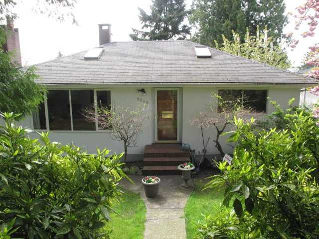 Main Photo: 5566 KEITH Street in Burnaby: South Slope House for sale (Burnaby South)  : MLS®# V823900