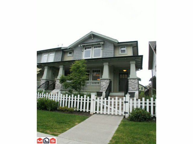 Main Photo: 23111 BILLY BROWN Road in Langley: Fort Langley Townhouse for sale : MLS®# F1015477