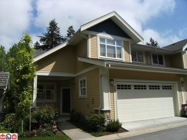 """Main Photo: 22 15237 36TH Avenue in Surrey: Morgan Creek Townhouse for sale in """"Rosemary Walk"""" (South Surrey White Rock)  : MLS®# F1016274"""