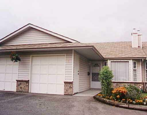 """Main Photo: 17 12049 217TH Street in Maple_Ridge: West Central Townhouse for sale in """"THE BOARDWALK"""" (Maple Ridge)  : MLS®# V720124"""
