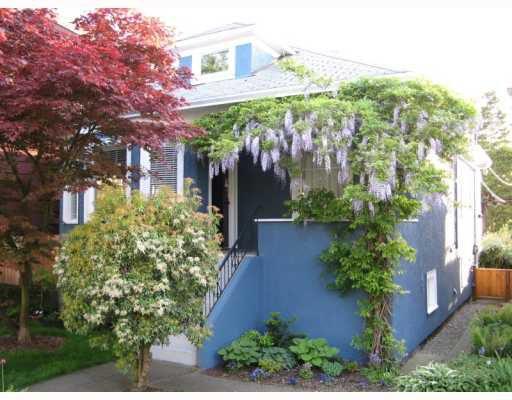 "Main Photo: 5041 ST CATHERINES Street in Vancouver: Fraser VE House for sale in ""FRASER"" (Vancouver East)  : MLS®# V752939"