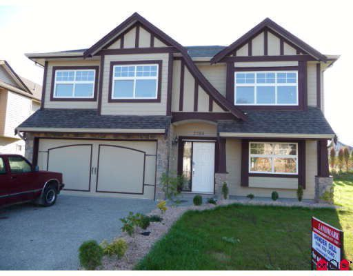 Main Photo: 2788 CARRIAGE Court in Abbotsford: Aberdeen House for sale : MLS®# F2910910