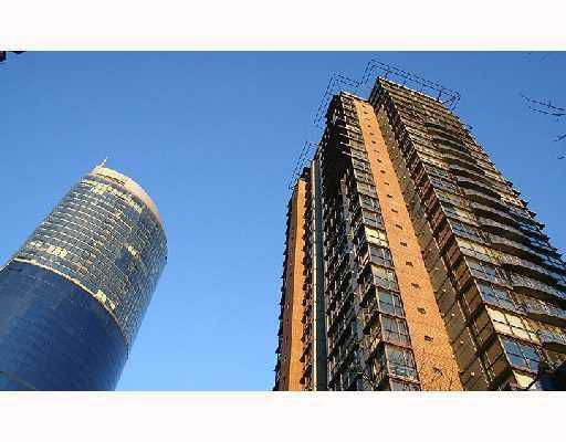 """Main Photo: 1107 1068 HORNBY Street in Vancouver: Downtown VW Condo for sale in """"CANADIAN"""" (Vancouver West)  : MLS®# V768205"""