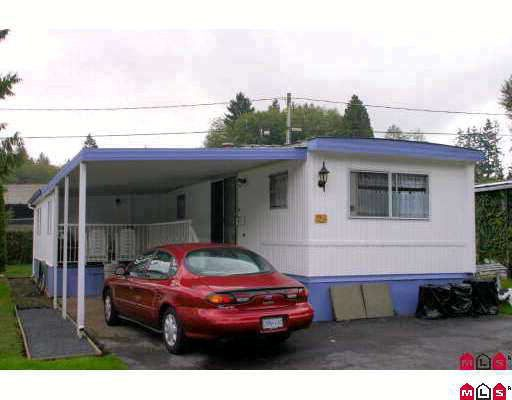 """Main Photo: 28 6280 KING GEORGE Highway in Surrey: Sullivan Station Manufactured Home for sale in """"White Oaks"""" : MLS®# F2913519"""