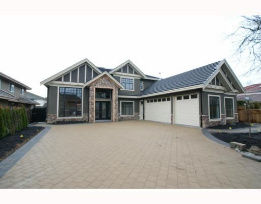 Main Photo: 8751 WHEELER Road in Richmond: Garden City House for sale : MLS®# V801982
