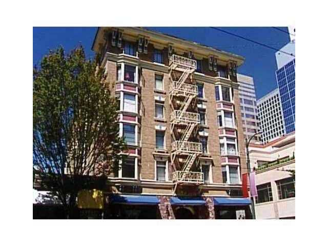 "Main Photo: 22 777 BURRARD Street in Vancouver: West End VW Condo for sale in ""777 BURRARD"" (Vancouver West)  : MLS®# V827662"