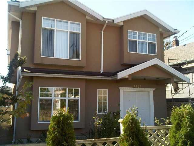 Main Photo: 7711 CANADA Way in Burnaby: Edmonds BE House for sale (Burnaby East)  : MLS®# V853865