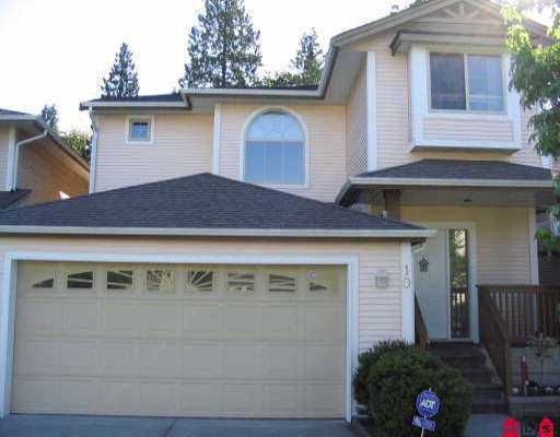 """Main Photo: 10 8675 209TH ST in Langley: Walnut Grove House for sale in """"SYCAMORES"""" : MLS®# F2511579"""