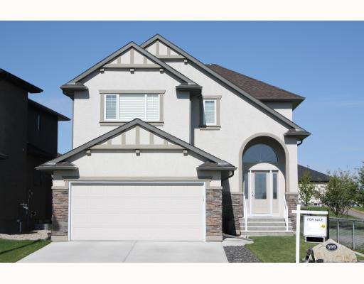 Main Photo: 399 EVERGLADE Circle SW in CALGARY: Evergreen Residential Detached Single Family for sale (Calgary)  : MLS®# C3381893